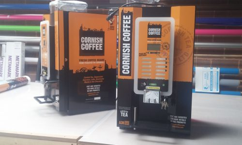 coffee machine graphics
